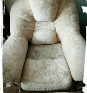 Кресло не раскладное .