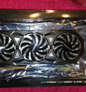 Gigabyte GeForce GTX 980 4gb