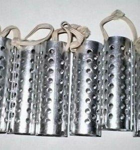 Металлические бигуди,50шт