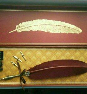 подарочный набор перьевая ручка