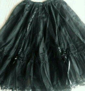 Новая готическая юбка