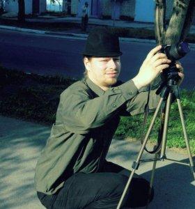 Видеосъёмка/съёмка рекламы