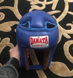 Защитный шлем для кик боксинга