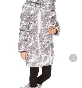 Куртка для беременных и слингоношения I love mom