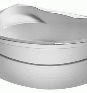 угловая акриловая ванна 150 см