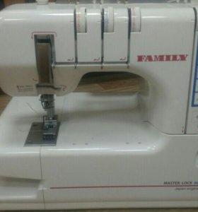 Распошивальная швейная машина Family