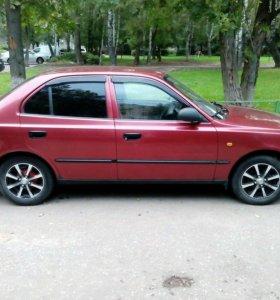 Аренда/Выкуп Hyundai Accent