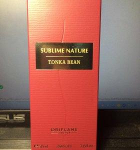 Парфюмерная вода SUBLIME NATURE