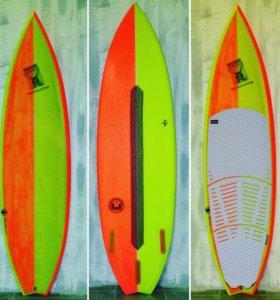 Kite surfboard