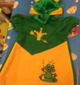 Костюм лягушки