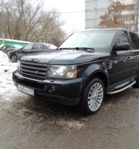 Land Rover Range Rover Sport, I 4.4 AT (299 л.с.) 4WD