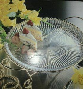 тортница,ваза для фруктов