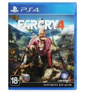 Игра Far Cry 4 для PS4