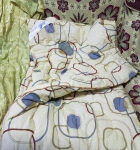 Одеяло 145на210см