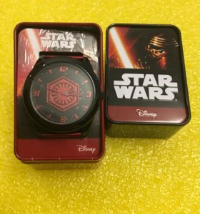 Детские Часы Star Wars