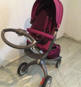 Продаю коляску Stokke Xplory V4