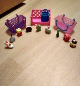 Shopkins игрушки