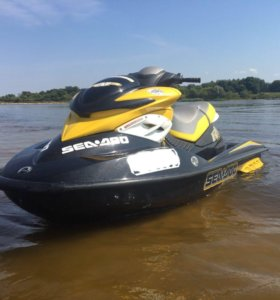 Гидроцикл BRP sea-doo rxp