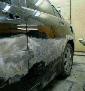 Кузовной ремонт!
