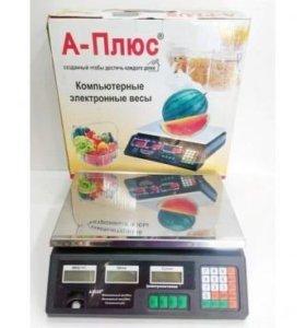 Весы электронные А-плюс SC-1655