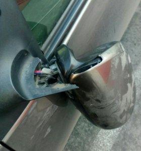 Ремонт и укрепления боковых зеркал на авто !!!
