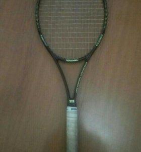 Ракетка для большого тенниса:wilson blade 98 S