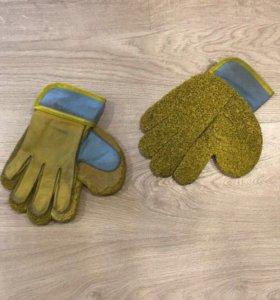 Вратарские перчатки для хоккея с мячом Kosa