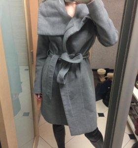 Пальто кашемировое mohito
