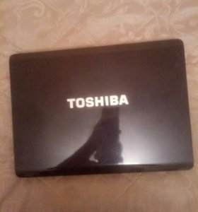 TOSHIBA Satellite ноутбук!