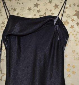 Вечернее платье макси (S) B.young