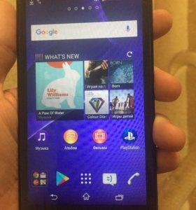 Смартфон Sony T3