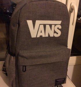 Рюкзак Vans 🎒