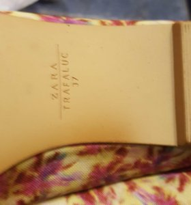 Балетки женские Zara