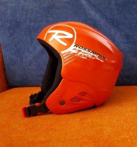 Шлем горнолыжный детский 52-54 см Италия
