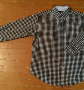 Мужская рубашка Tommy Hilfiger оригинал