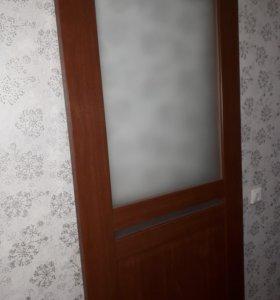 Новое дверное полотно.