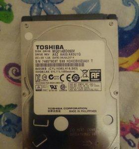 Жесткий диск hdd 500 gb toshiba