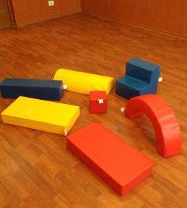Комплект спортивных мягких модулей Romana