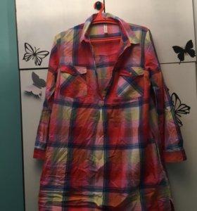 Туника-платье 52/54 размер