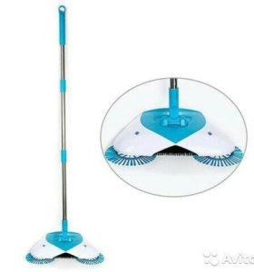Беспроводной веник для уборки Spin Broom