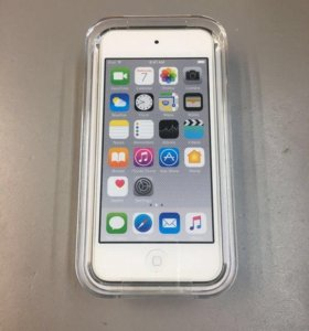 iPod Touch 6 Silver 32 GB new
