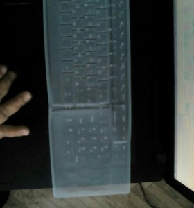 Силиконовая пленка на клавиатуру