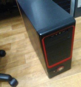 Игровой системник 4 ядра 2gb видео 640hdd 4озу