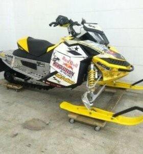 Снегоход BRP MXZ 600 rs