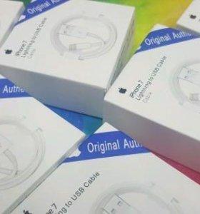 Оригинальные зарядки iPhone