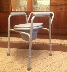 Кресло-туалет WC Econom с регулировкой высоты