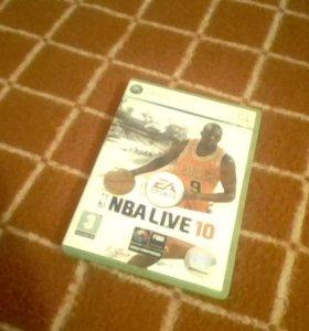 баскетбол на икс бокс 360