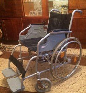 Кресло-коляска для инвалидов Н 035