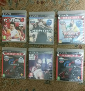 Диски Playstation 3 (PS3)