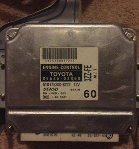 ЭБУ ДВС Toyota Corolla E120 1.6i
